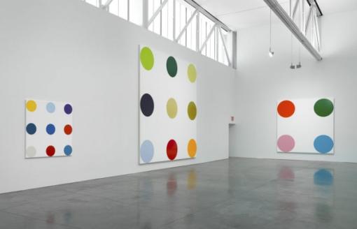 Spot Paintings