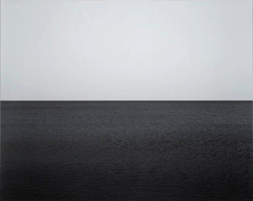 Hiroshi Sugimoto, Baltic Sea, Ruegen, 1996