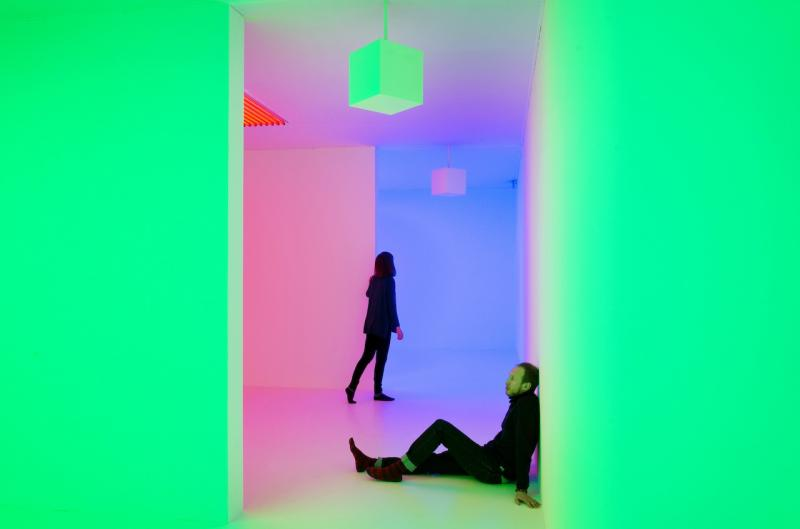 CARLOS CRUZ-DIEZ Chromosaturation 1965-2013